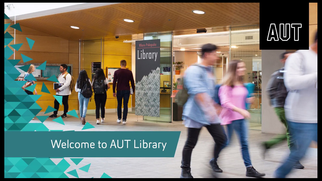 thumbnail for Introduction to AUT Library video